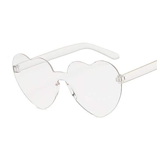 Sunwd Gafas de Sol para Hombre y Mujer, New One Piece Love...
