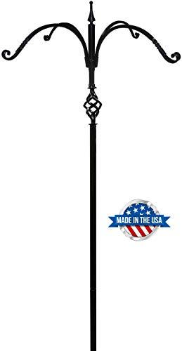 Erva Super Tall Decorative Quad Hanger - Made in The USA