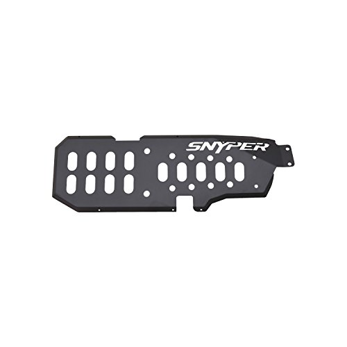 Westin Automotive Products 42-21005 Textured Black Snyper Gas Tank Skid Plate