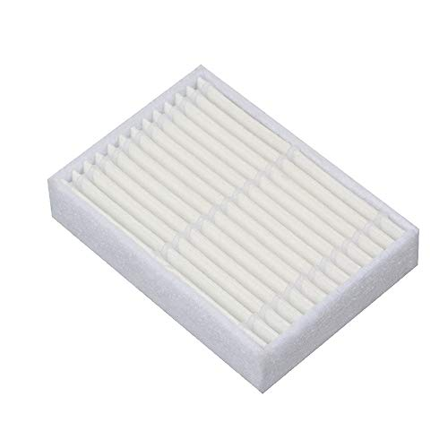 Read About Nrpfell 6pcs Replacement Hepa Filter for Panda X600 Pet Kitfort KT504 for Robotic Robot V...