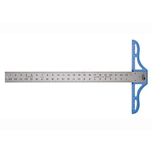 Fairgate T Series 12 Solid Aluminum Engineer Triangular Scale