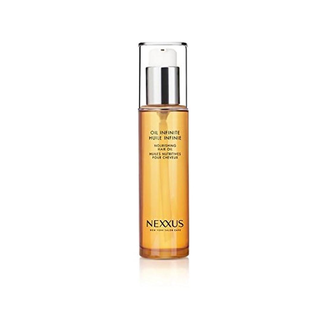 採用するいらいらさせるパッケージNexxus Oil Infinite Serum (100ml) - 油無限血清(100ミリリットル) [並行輸入品]