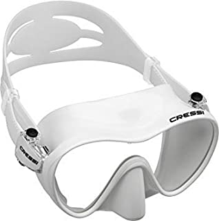 Cressi F1, Scuba Diving Snorkeling Frameless Mask - Cressi: Quality Since 1946