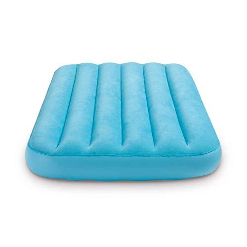 Intex Kinder Luftmatratze Luftbett Gästebett 157 x 88 x 18 cm blau