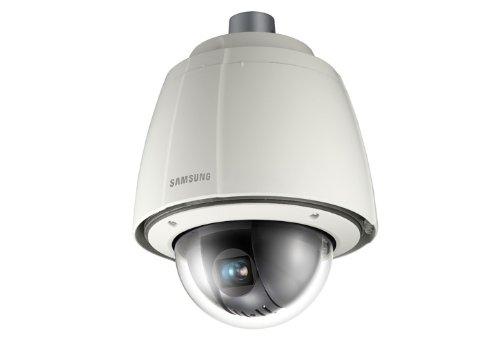 Samsung snp-3371thp IP Security Camera Innen und Außen Pad Weiß–-Kameras (IP Security Camera, innen und außen, Pad, Weiß, Aluminium, IP66)
