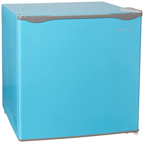 RCA RFR115-BLUE 1.6 Cubic Foot Mini Fridge, Blue