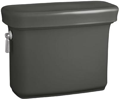 Kohler K 4383 58 Bancroft 1.28 gpf Toilet Tank, Thunder Grey