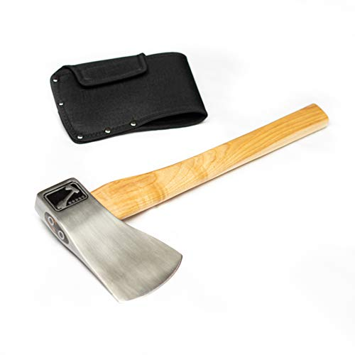 The Ace of Spades (2nd Generation): World Axe Throwing League Premium Competition Throwing Axe with...