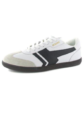 Boras Sale Socca - Herren Freizeitschuhe - Weiß Schuhe in Übergrößen, Größe:47