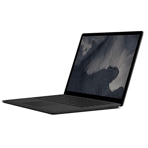 Microsoft Surface Laptop 2, 34,29 cm (13,5 Zoll) Laptop (Intel Core i5, 8GB RAM, 256GB SSD, Win 10 Home) Schwarz (Generalüberholt)