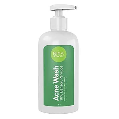 Nixa Skincare 10% Benzoyl