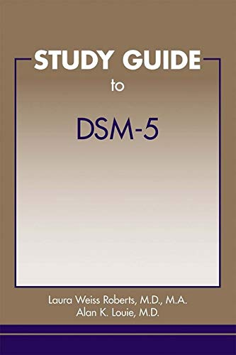 Study Guide to Dsm-5(r)