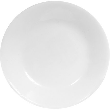 Corelle Livingware Bread and Butter Plate, 6-3/4-Inch, White, Set of 6 (PACK OF 4)
