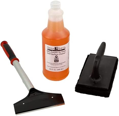 Top 10 Best stove top cleaning kit Reviews