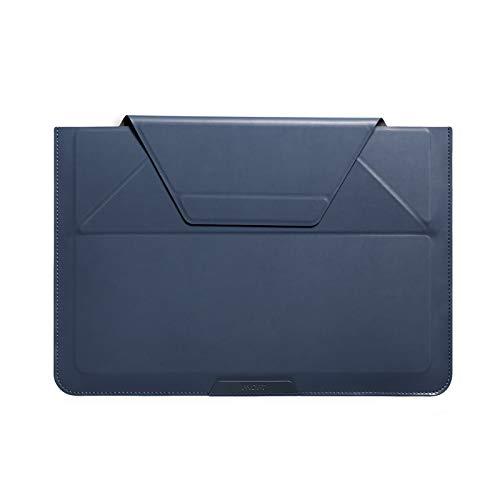 MOFT 「最新開発」ノートpcケース ノートpcスタンド ノートパソコンケース ノートパソコンスタンド 多機能 ケース/スタンド兼用 macbook air ケース surface laptopケース 13.3インチ までのサイズに対応(ネイビー)