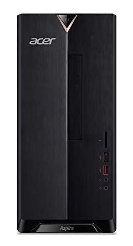Acer Aspire TC-885 – Computer desktop, Intel Core i5-8400, 8 GB...