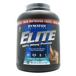 Elite Whey 5 lbs (2,270g) Chocolate Mint by DYMATIZE