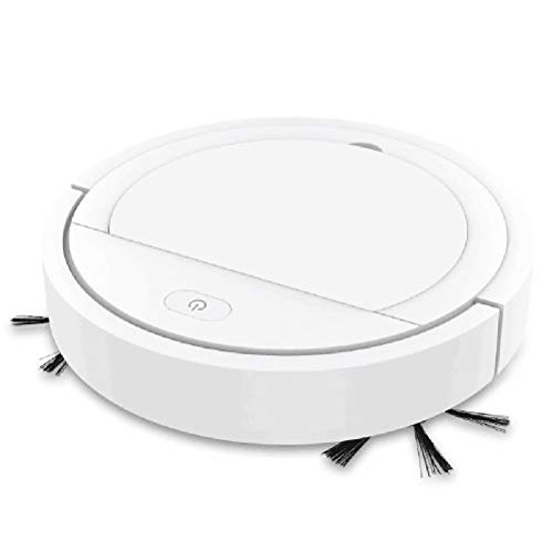 Great Price! Robotic Vacuum Cleaner for Room Cleaning, Super Powerful Suction and No-mop Zones,Carpe...