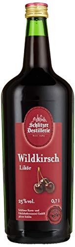 Schlitzer Wildkirsche Likör (1 x 0.7l)