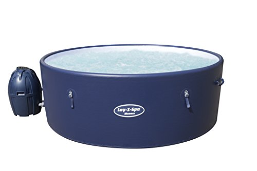 Bestway 54113 - Spa Hinchable Lay- Z-Spa Monaco Para 6-8 personas
