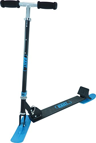 Designed /& Patented in The USA Turn Your Favorite Street Kick Skooter into a Snow Scooter. Railz Original Snow Sled Ski Scooter Kit for All Ages