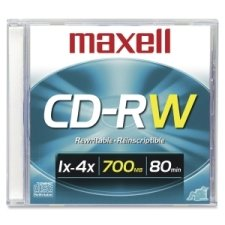 Maxell - Cd-Rw - 650 Mb