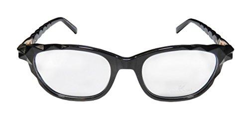 SWAROVSKI per donna sk5039 - 001, Occhiali da Vista Calibro 50