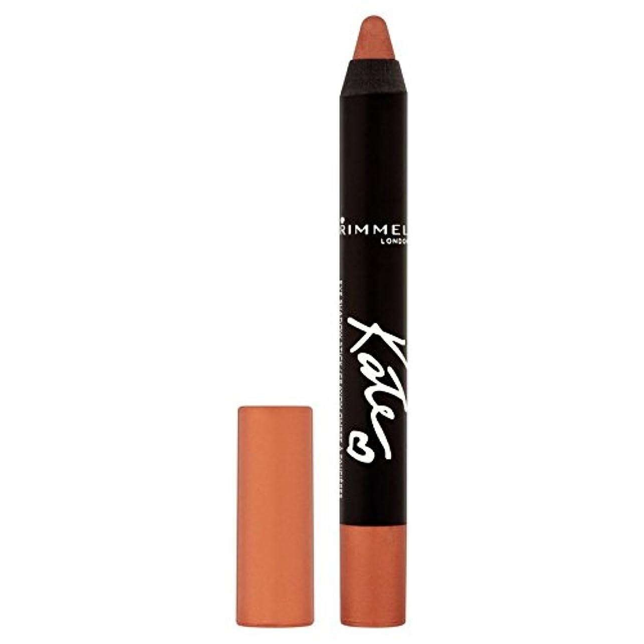 革命的検査官Rimmel Scandaleyes Kate Edition Shadow Stick, Rose Gold 3g (Pack of 6) - リンメルケイト版シャドウスティック、金3グラムローズ x6 [並行輸入品]