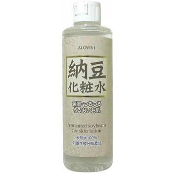 アロヴィヴィ 納豆化粧水