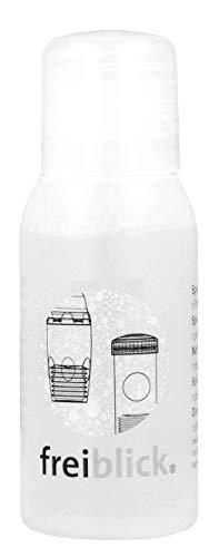 pH neutraler freiblick® Reiniger für Brillengläser und Brillengestelle zur Verwendung im freiblick® Brillenbad - sehr ergiebig