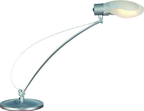 Aluminor SPACE FLT2G LAMPE E27, Métal/ABS, 20 W, Noir