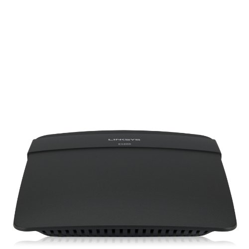 Linksys E1200 (N300) Wireless Router