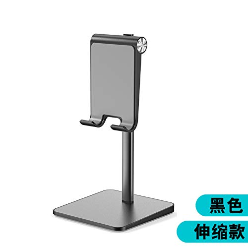 Cell Phone Stand, Angle Height Adjustable Phone Stand, Tablet Stand Desk Phone Holder Stand Compatible Phone 11/XS/XR/8/8 Plus/7/7 Plus/6 Galaxy S8/S7/Note 8, Mini, Android Smartphone