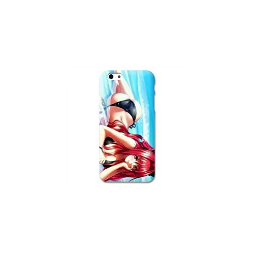 Coque pour Iphone 6 Plus / 6s Plus Manga - Divers - Plage