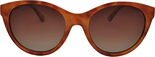 SQUAD Gafas de sol Para mujeres y hombres polarizadas, Marco vintage Clásicas elegantes Redondas, 100% protección UV400, objetivos de alta definición
