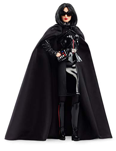 Barbie Collector - Muñeca de Colección Starwars Darth Vader (Mattel GHT80)