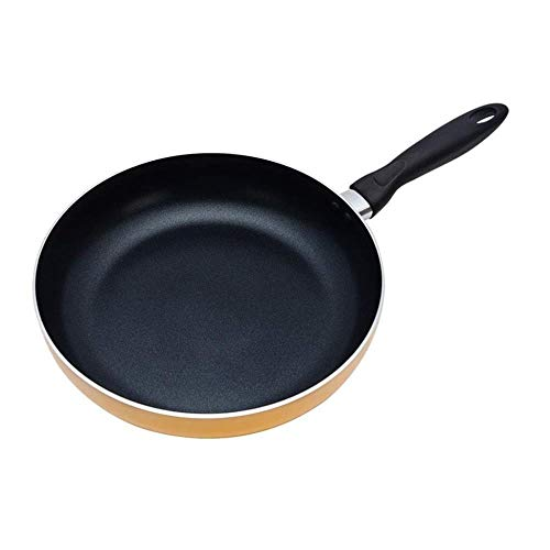 XXT Pan Wok gebakken ei Pot Non-stick Pan, inductie Compatible koekenpan, ontbijt Pan 24cm26cm (Size : 24cm×5.2cm)