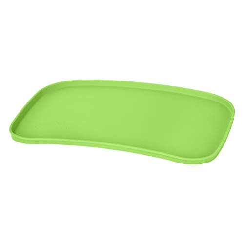 Green Sprouts mini-plaat, silicone, groen