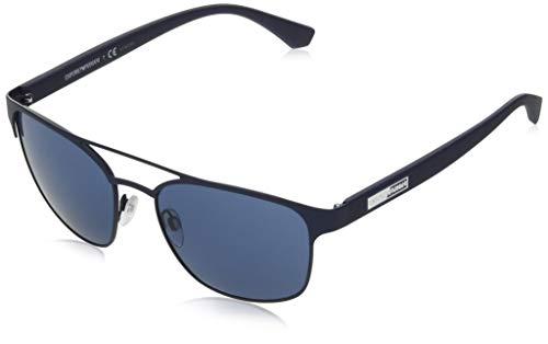 Emporio Armani 0EA2093 Gafas, Azul, 57 Unisex Adulto