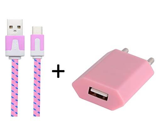 le eco le max 2 smartphone Shot Case Adattatore di Alimentazione USB per l' Eco Il Max 2Smartphone/Tablet Nero