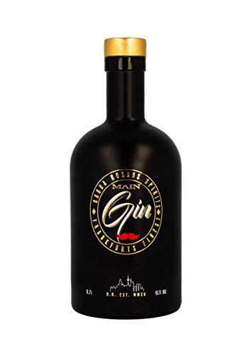 Babba Rossas Main Gin