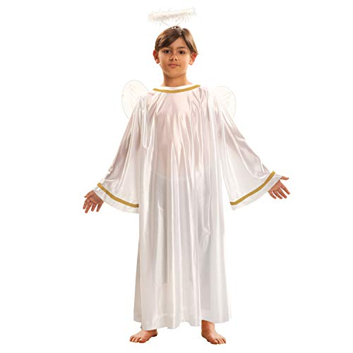 My Other Me - Disfraz de Ángel, talla 5-6 años (Viving Costumes MOM00440)