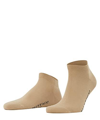 FALKE Herren Cool 24/7 M SN Socken, Blickdicht, Beige (Sand 4320), 41-42 (UK 7-8 Ι US 8-9)