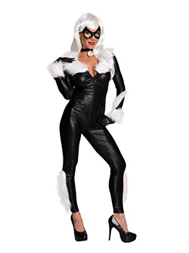 Rubie 's Offizielles Damen Marvel Secret Wishes schwarz Katze Kostüm–Medium–UK 12–14