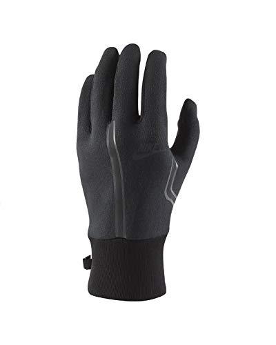 Nike Mens Tech Fleece Gloves Black/Black/Black L/XL