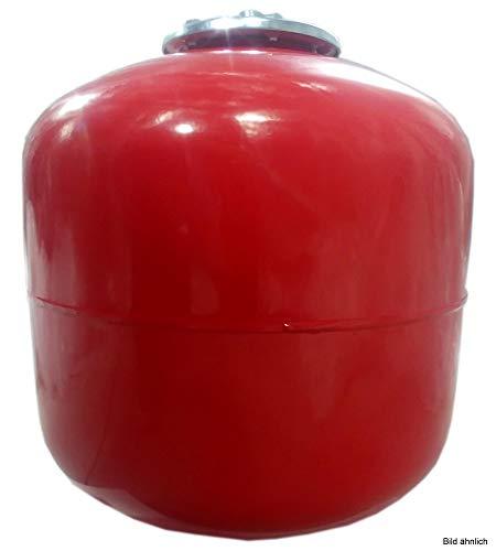 Michl HADG-L35 Heizungs-Ausdehnungsgefäß 35l, Rot, 440 mm