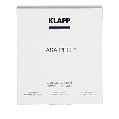 ASA Anti Wrinkle Peel Home Cure Pack by Klapp