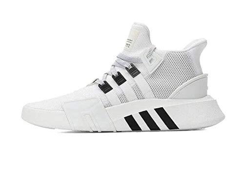 Adidas EQT BASK ADV, Zapatillas de Baloncesto para Hombre, Blanco...