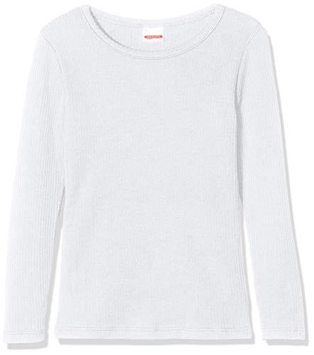 Damart tee Shirt Manches Longues Camiseta térmica, Blanco (Blanc 56700/01010/), 4 años (Talla del Fabricante: 4años) para Niños