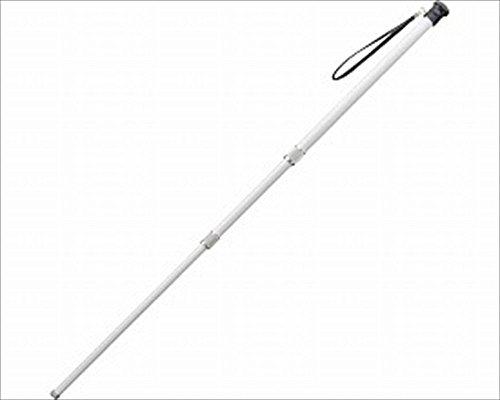 【非課税】白杖 伸縮3段 WH-4